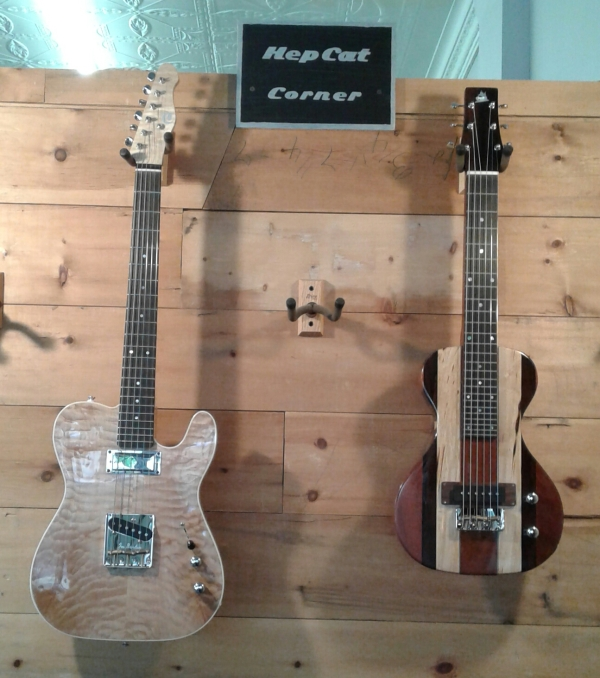 new guitars